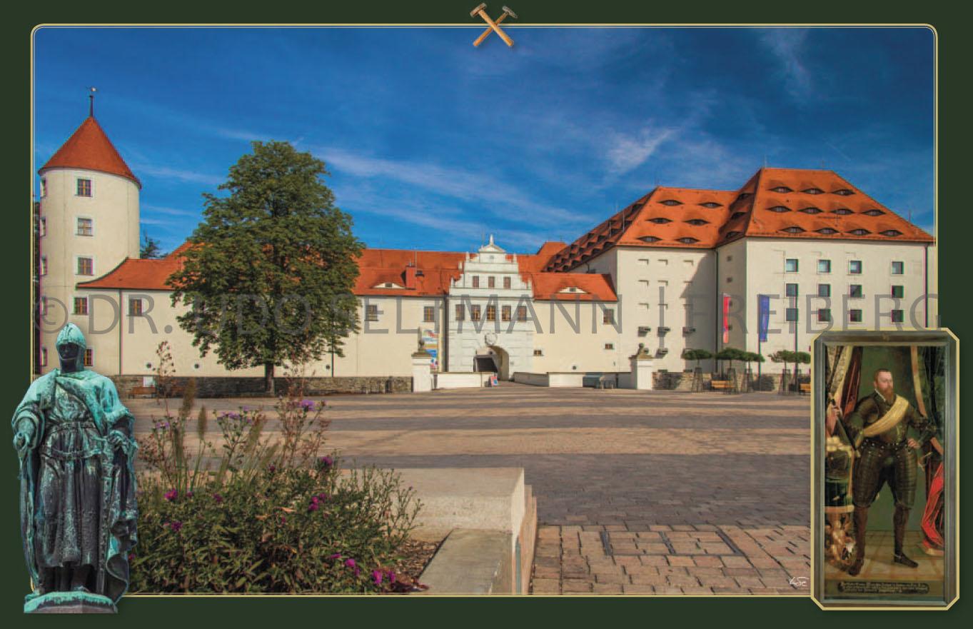 GK 918 Schloss Freudenstein (mit WissenEule)
