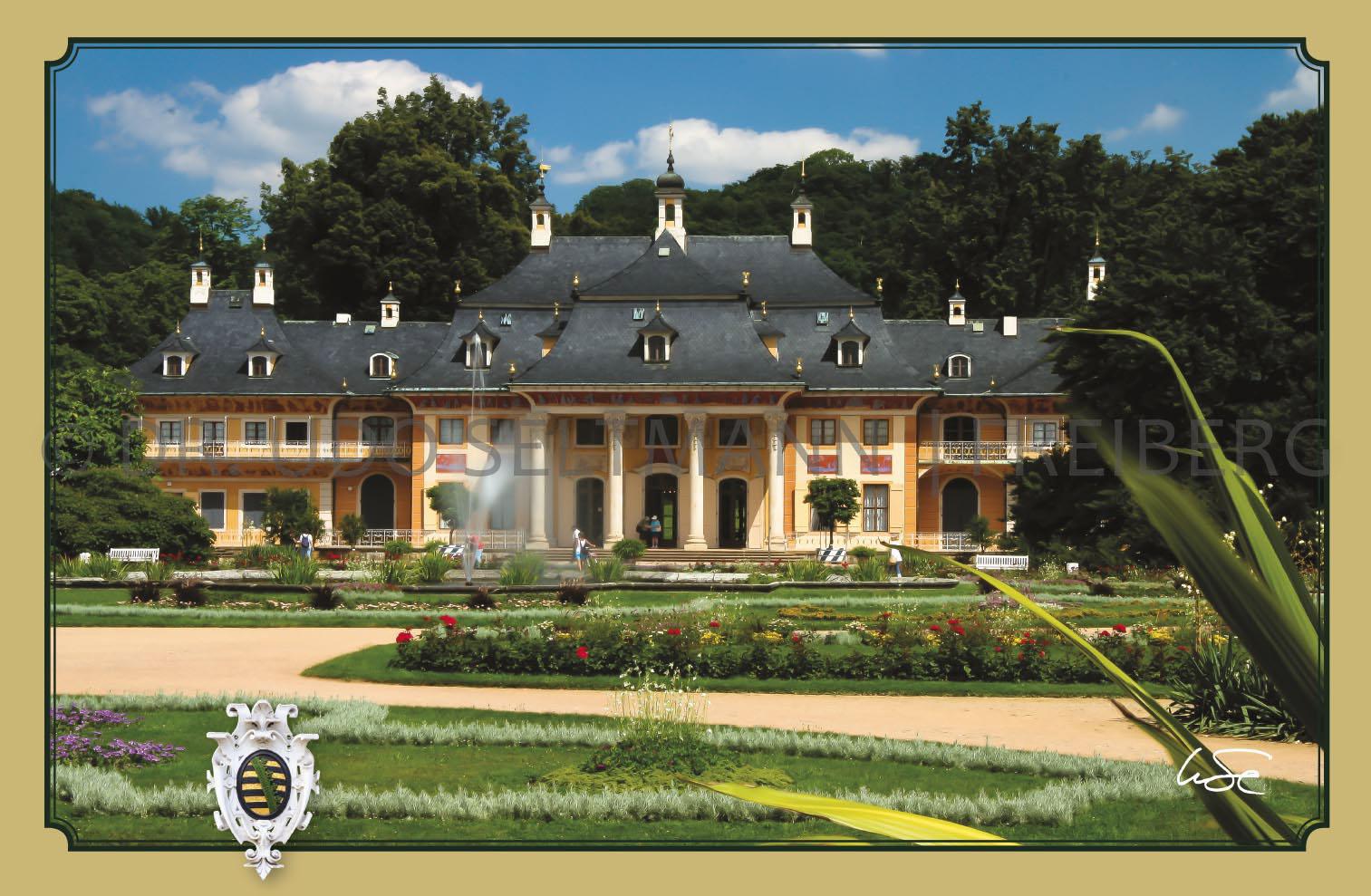 GK 401 Schloss Pillnitz (Bergpalais)