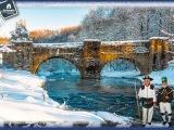 GK 915 Welterbe Altväterbrücke Winter (mit WissensEule)