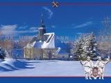 GK 924 Kirche Rothenfurth (mit WissensEule)