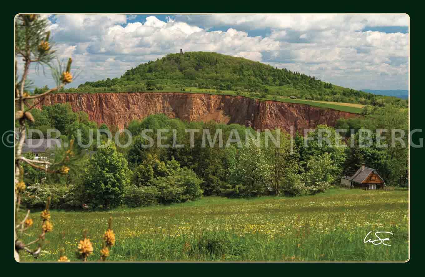 GK 502 Große Pinge des Kurortes Altenberg (mit WissensEule)