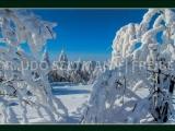 GK 607 Winter im Osterzgebirge (Zinnwald)